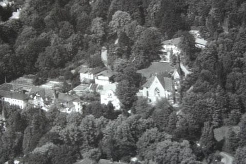 Remisen von Villa Lubitz und Villa Kuhts