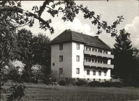 Gästehaus 1965