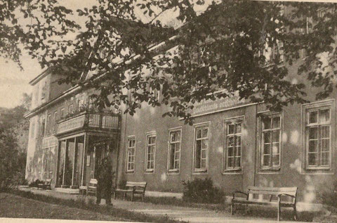 Kurverwaltung 1958 - Archiv W. Malek