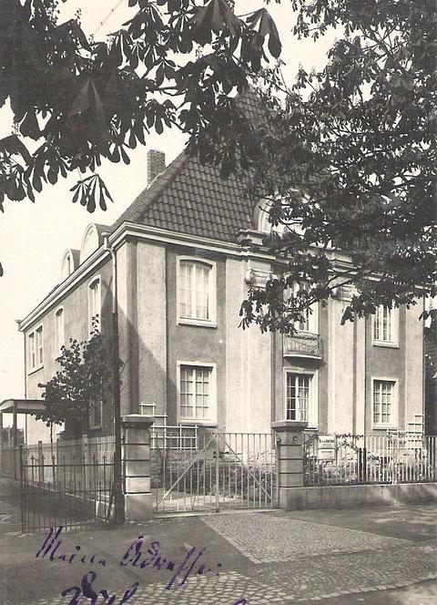 Villa Obmann 1936 - Archiv Luck