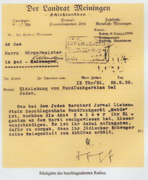 """Quelle: Jürgen Messerschmidt: """" Trusetal im Wechsel der Geschichte """""""