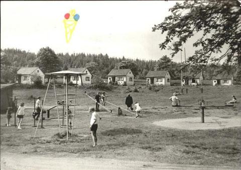 Kinderferienlager des VEB Wälzkörperwerk