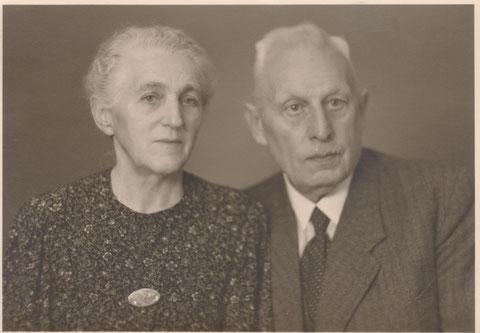 Wanda und Wilhelm Perlet - Quelle Dr. Henning Frank