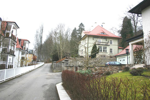 März 2012, links ehemaliger Standort Holsatia