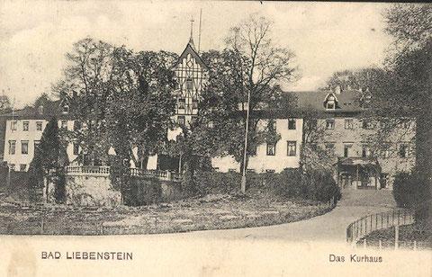 Kurhaus 1906 - Archiv W.Malek