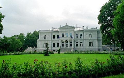 Herrschaftssitz derer von Rüdiger und Krusenstern in Dojlidy, Bialystok