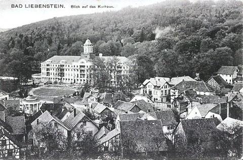 Aufnahme vor der Zerstörung  - Archiv W.Malek