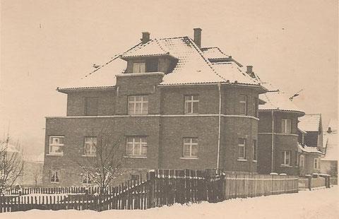 Haus Raschdorf 1935 - Quelle: Rainer und Sonja Raschdorf