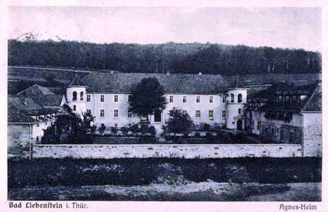 Agnesheim 1923