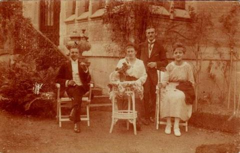 Repro W.Malek - auf der Rückseite des Fotos stand...