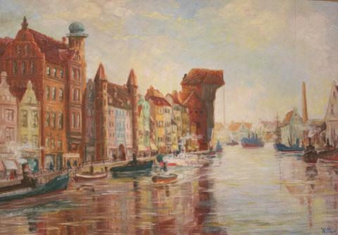Geburtsstadt Danzig