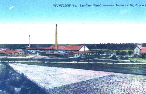 Lausitzer Glashüttenwerke Thomas & Co