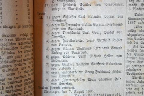 Sammlung W.Malek Schenkung J.Beutel