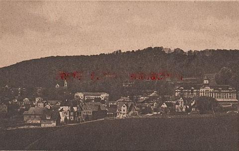 Ansicht um 1930