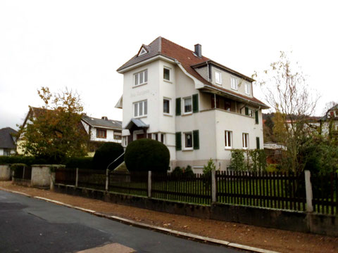 Haus Margarete November 2012
