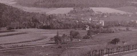 Ausschnitt aus einem Foto von 1892 - Archiv W.Malek
