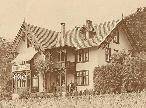 Reichshöhe 1902