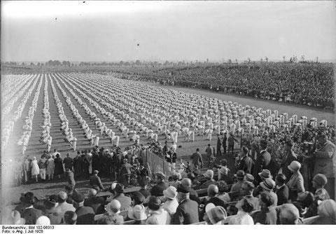 Deutsches Turnfest 1928 Köln