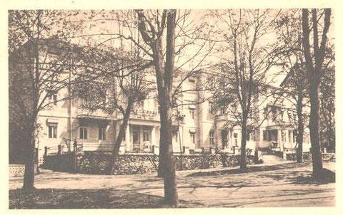 Olga 1923 - Inhaber war zu dieser Zeit P.Priester - Archiv W.Malek