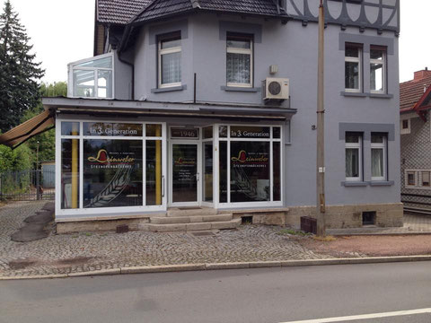 Stammhaus Bäckerei in Bad Liebenstein -Foto Jens Leinweber