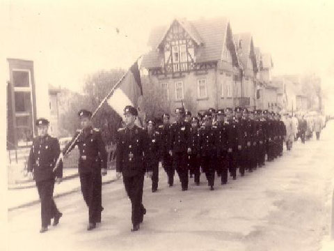 Archiv der Feuerwehrkameraden Bad Liebenstein