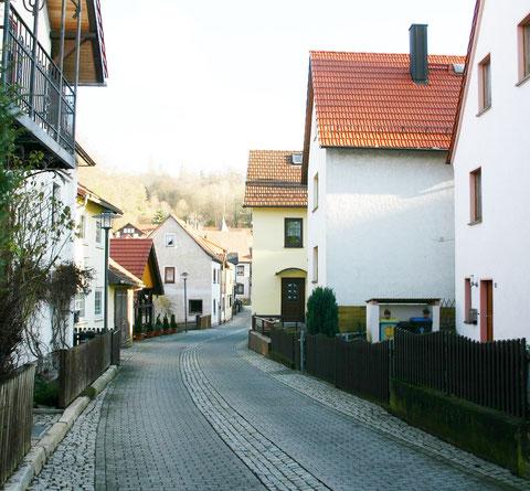 Aschenbergstrasse Dezember 2013