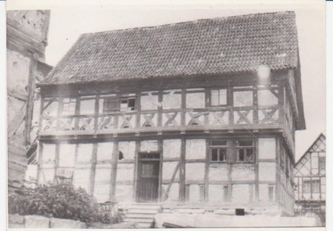 Aufnahme ca.1975 - Repro W.Malek