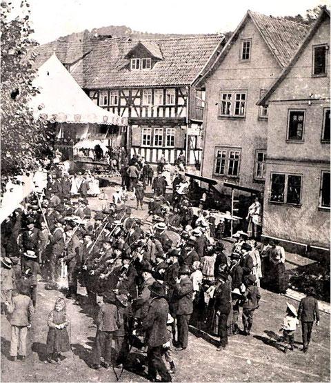 Steinbach Schützenfest Sammlung Wolfgang Schütz