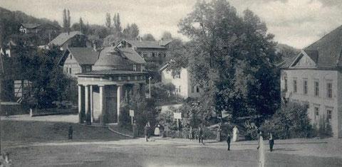 Quellentempel 1900 - Verlag Wilhelm Löser - Repro W.Malek