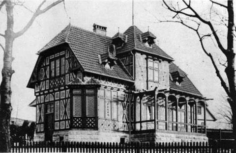 Villa LUX Marienthal - Sammlung Lars Gebauer