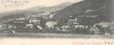 ganz rechts Haus Hupka - Archiv W.Malek