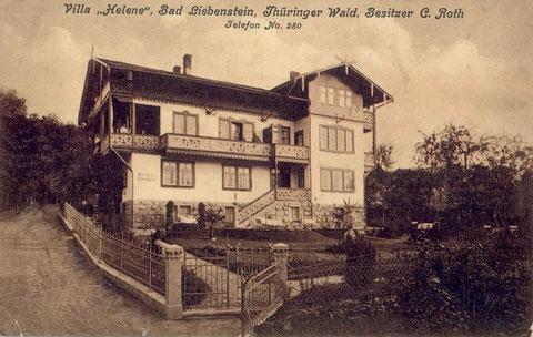 Ansichtskarte im Verlag Max Reich erschienen - nicht gelaufen
