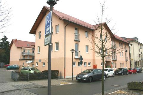 Heinrich-Mann-Straße 3, Aufnahme März 2012