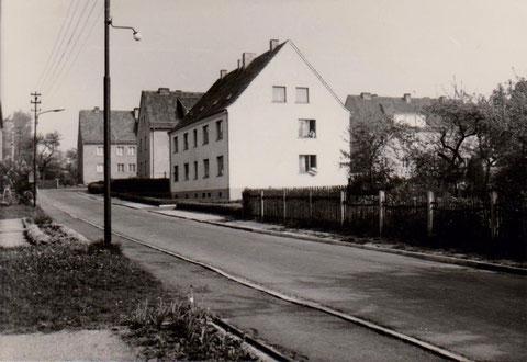 Rohstrasse 1970er - Archiv Gerd Eisenbrandt