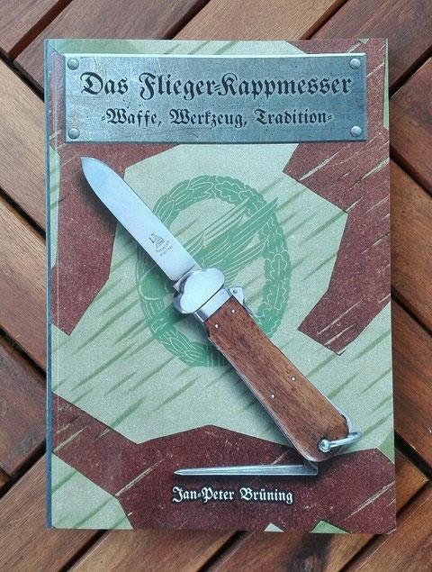 Jan-Peter Brünings Buch zum Flieger-Kapp-Messer