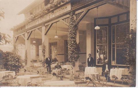 Nach der Neueröffnung Ostern 1934 - Archiv Fritz-Eberhard Reich