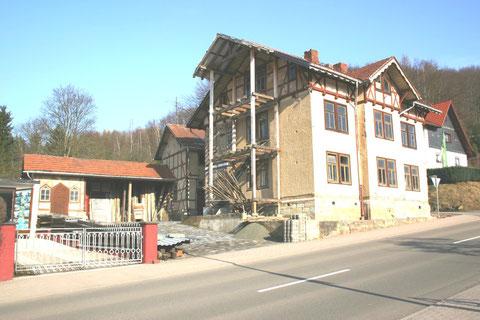 Inselbergstraße 39, März 2012