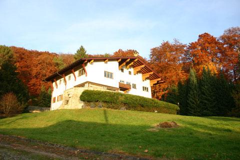 Villa am 31.10.2015 -  Aufnahme W.Malek