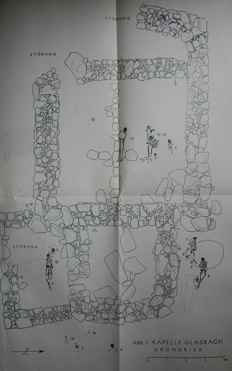 Zeichnung von Rudolf Feustel  aus Alt-Thüringen von 1961