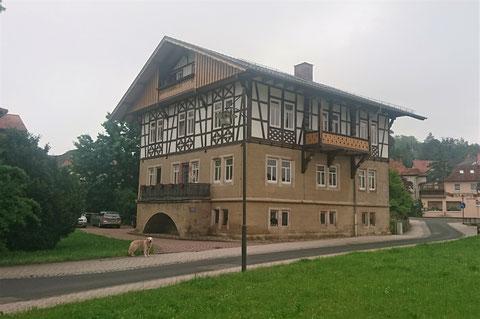Villa Sophie am 06.06.2021 - Aufnahme W. Malek