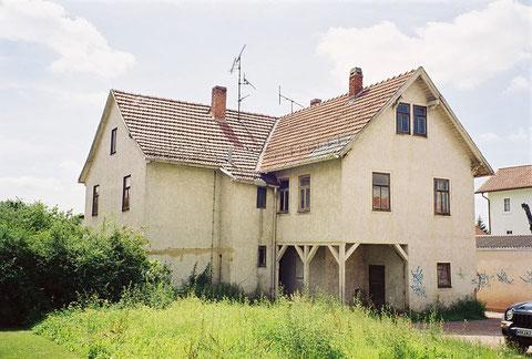 Haus Jordan - Familie Labling - Von der Rückseite - Von J.Bodenstein 31.08.2018 gepostet