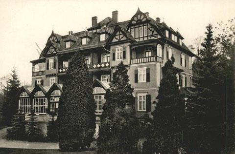 Else Kolshorn Haus - Archiv W.Malek