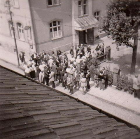 1957 - 100 Jahre MGV Sängerkranz