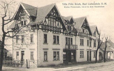 Bemerkenswert - rechts eins der von Georg I. 1800 angelegten Holländischen Häuser - ehemals Familie Keilhold; Eingang zur Firma Christian Luther hat noch nicht existiert