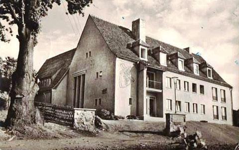 Diakonisches Heim 60iger Archiv Fritz Eberhard Reich
