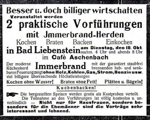 Vermutlich 1930er - Archiv Mario Döhrer