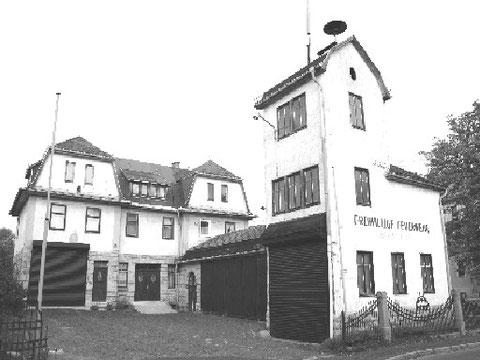 Alte Feuerwehr in der Rohstraße