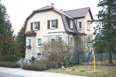 Heinrich-Mann-Straße 8, Aufnahme März 2012
