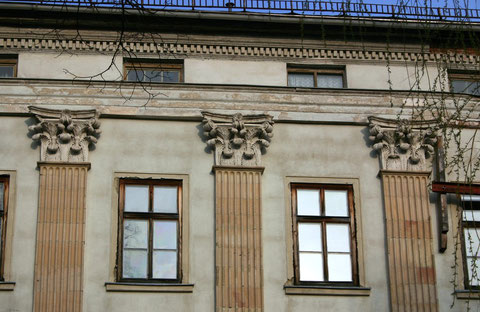 Zustand der Fassade - März 2012