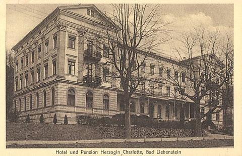 Aufnahme 1930 - Archiv W.Malek